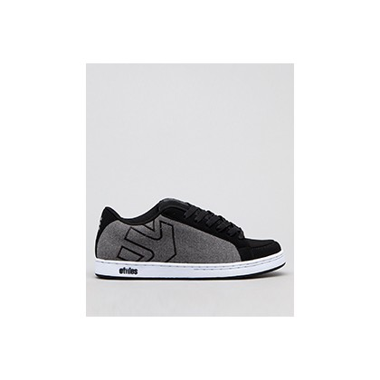 "Kingpin Shoes in ""Black/Grey/White""  by Etnies"