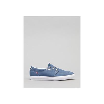 Attic Shoes in Bluestone/White by Globe