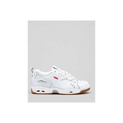 CT-IV Shoes in White/Gum by Globe