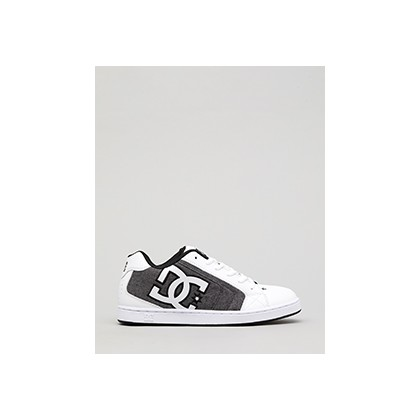 "Net Shoes in ""White Smooth""  by DC Shoes"