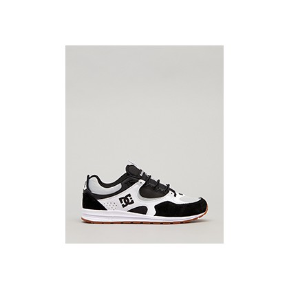"Kalis Lite Shoes in ""Black/Grey/White""  by DC Shoes"