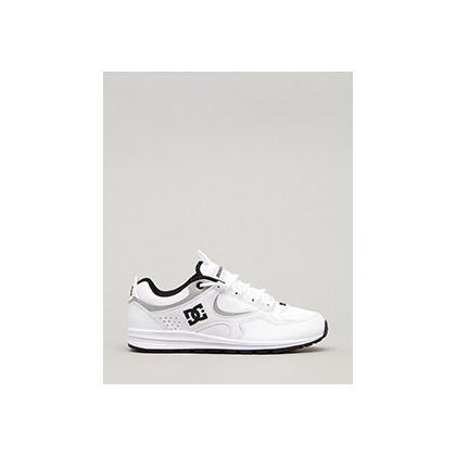 "Kalis Lite SE Shoes in ""White/Black/Black""  by DC Shoes"
