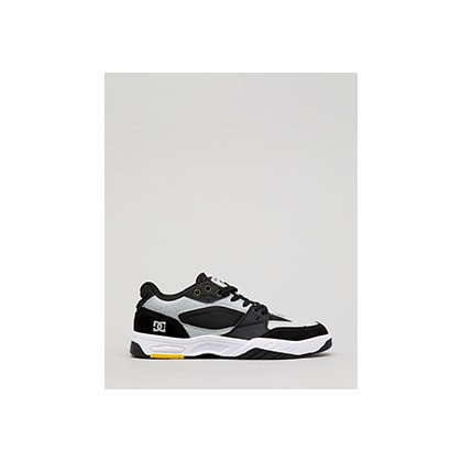 "Maswell Shoes in ""Black/Grey/Yellow""  by DC Shoes"