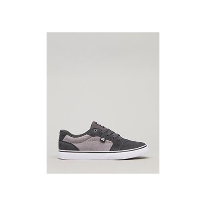 Anvil SE Shoes in Grey/Grey/White by DC Shoes
