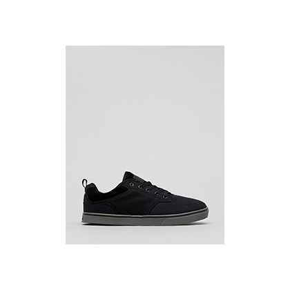 Oakland Shoes in Black/Dark Grey by Sanction