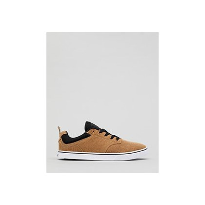 Oakland Shoes in Camel/Black by Sanction