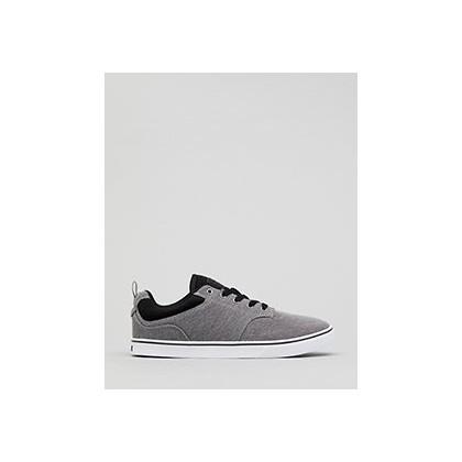 Oakland Shoes in Dark Grey/Black by Sanction