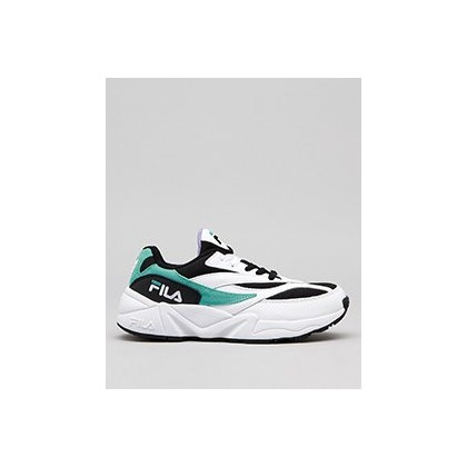 Womens Venom Shoes in Filared/White/Filanavy by Fila