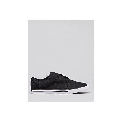 Fraley Shoes in Black/Char by Kustom