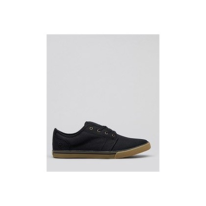 Fraley Shoes in Black Gum by Kustom
