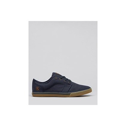 Fraley Shoes in Navy/Gum by Kustom