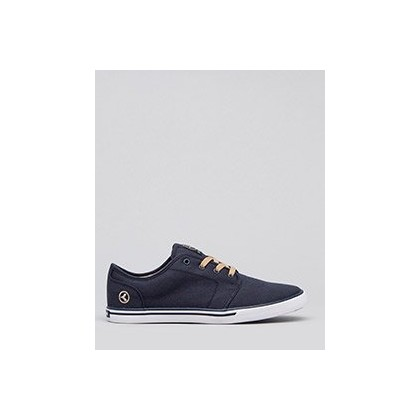 Fraley Shoes in Navy by Kustom