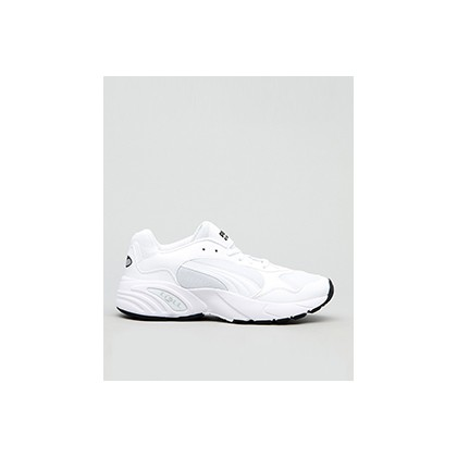 "Cell Viper Shoes in ""Puma White-Puma White""  by Puma"