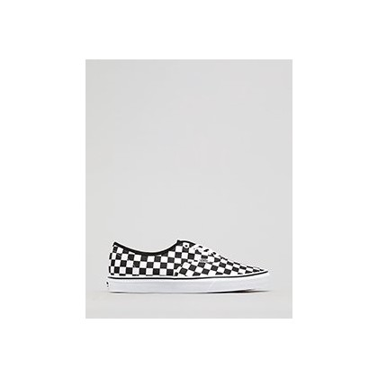 Authentic Shoes in (Checkerboard) Black/Whit by Vans