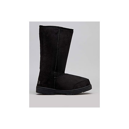 Frenzy Ugg Boot in Black/Grey by Dexter