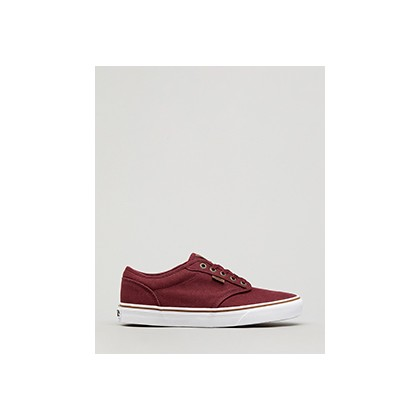 "Atwood Shoes in ""Port Royale/White""  by Vans"