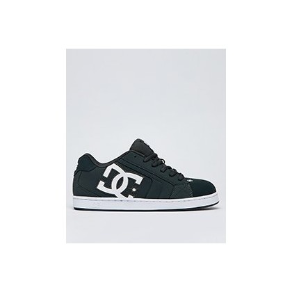 DC Net Shoes in Grey by DC Shoes