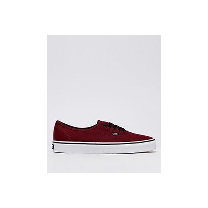 Authentic Shoes in Port Royale/Black by Vans