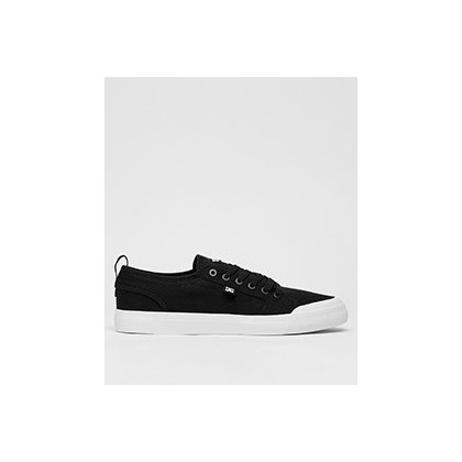 Evan Smith Tx Shoes in Black/White by DC Shoes