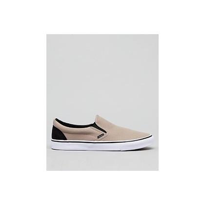 Heritage Slip-On Shoes in Sand/Black by Jacks