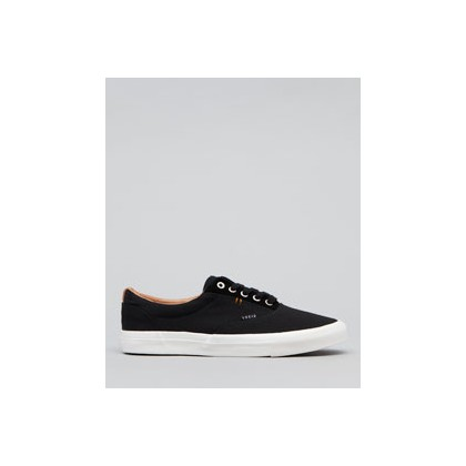 Filmore Shoes in Black/Tan by Lucid