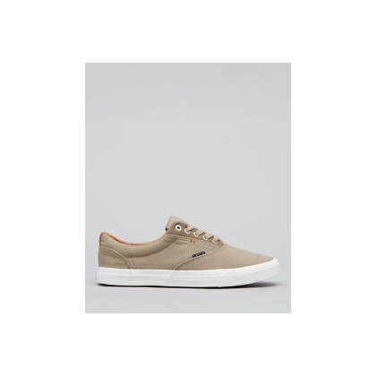 Filmore Shoes in Tan/Tan by Lucid