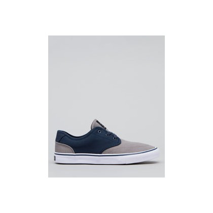 "Geomet Shoes in ""Grey/Navy""  by Lucid"