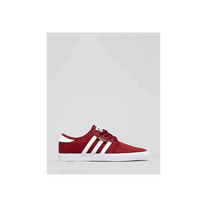 "Seeley Shoes in ""Collegiate Burgundy/Ftwr""  by Adidas"