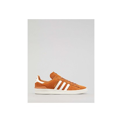 "Campus Shoes in ""Tech Chopper/Chalk White/""  by Adidas"