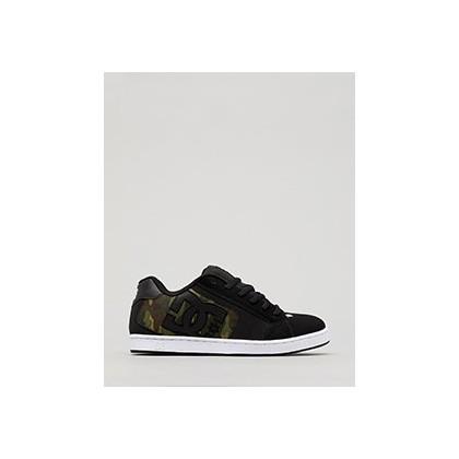 DC NET SE in Black/Camo Print by DC Shoes