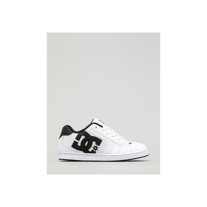 DC NET WHT/GLD in White/Gold by DC Shoes