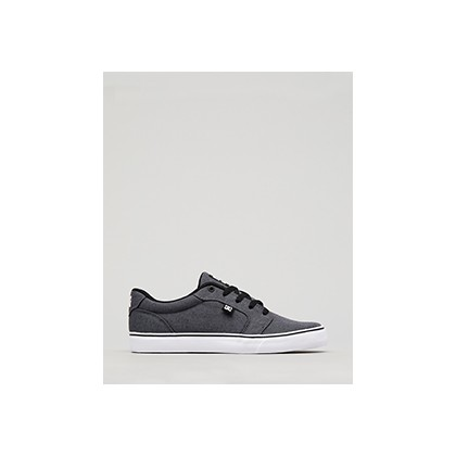 "ANVIL TX SE in ""Black/Charcoal""  by DC Shoes"