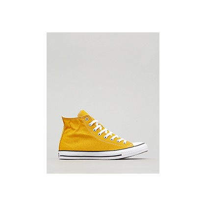 "Chuck Taylor Hi-Top Shoes in ""Gold Dart""  by Converse"