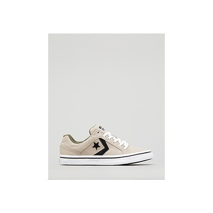 "Distrito Shoes in ""Papyrus/White/Black""  by Converse"