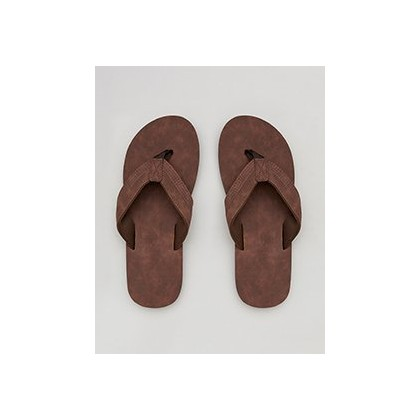 Bronx Thongs in Brown by Skylark