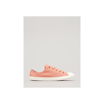 Womens Chuck Taylor All Star Dainty Shoes in Peach/Beige/Egret by Converse