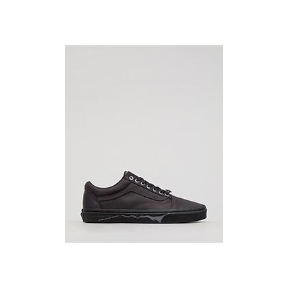 Old Skool Deathly Hallows Shoes in Deathly Hallows/Black by Vans