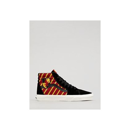 Sk8-Hi Gryffindor Shoes in Gryffindor/Multi by Vans