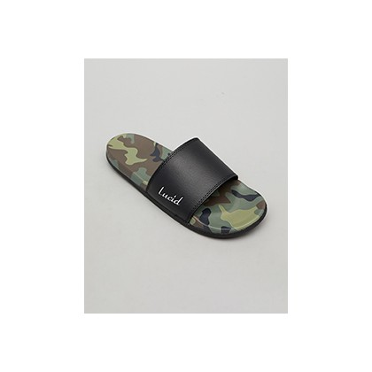 "Camo Slides in ""Camo""  by Lucid"