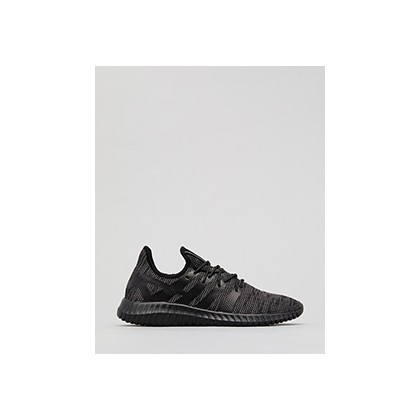 """Halifax 2 Shoes in """"Black/Black/Grey""""  by Lucid"""