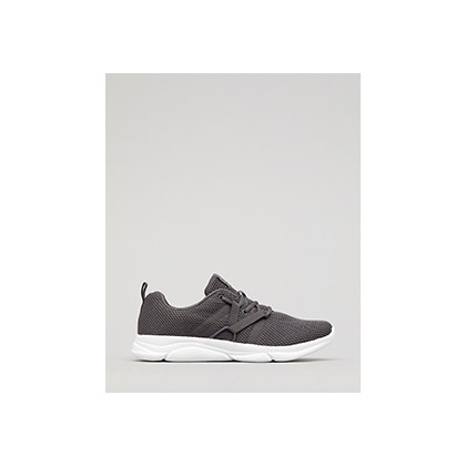 "Standard Shoes in ""Dark Grey/White""  by Lucid"