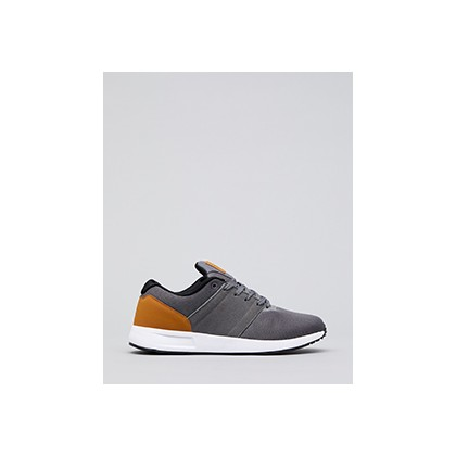 "Rebound Shoes in ""Grey/Black/Tan""  by Lucid"