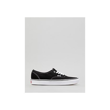 Comfycush Authentic Shoes in (Classic)Black/White by Vans