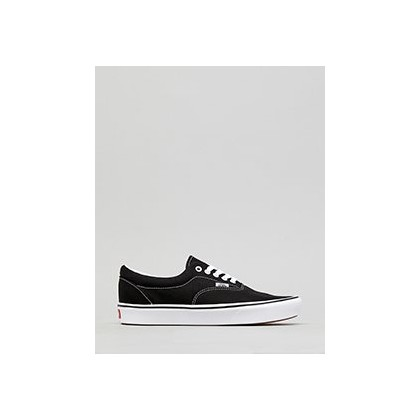 Comfycush Era Shoes in (Classic)Black/True White by Vans