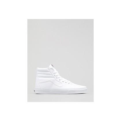 "SK8-HI WHITE in ""White""  by Vans"