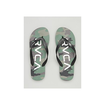 "Trench Twn 3 Sandal Cmo in ""Camo""  by RVCA"