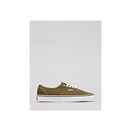 "Authentic Shoes in ""Beech/True White""  by Vans"
