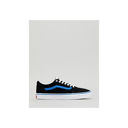 "Ward Shoes in ""(Retro Sport)Black/Prince""  by Vans"