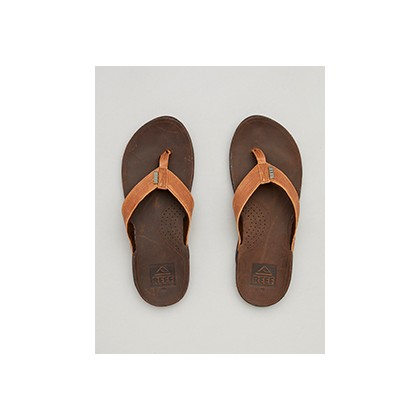 "J-Bay III Thongs in ""Coffee/Bronze""  by Reef"