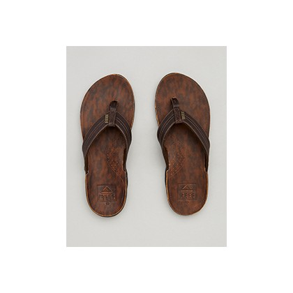 "J-Bay III Thongs in ""Dark Brown/Dark Brown""  by Reef"